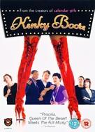 Kinky Boots - British DVD cover (xs thumbnail)