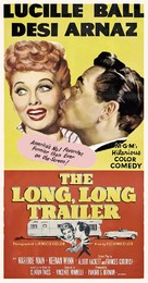 The Long, Long Trailer - Movie Poster (xs thumbnail)