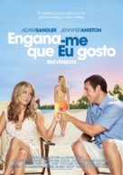 Just Go with It - Portuguese Movie Poster (xs thumbnail)