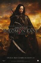 Solomon Kane - Canadian Video release poster (xs thumbnail)