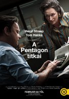 The Post - Hungarian Movie Poster (xs thumbnail)