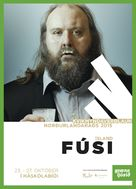 Fúsi - Icelandic Movie Poster (xs thumbnail)
