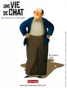 Une vie de chat - French Movie Poster (xs thumbnail)