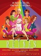 Reinas - French Movie Poster (xs thumbnail)