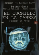 Messer im Kopf - Spanish Movie Cover (xs thumbnail)
