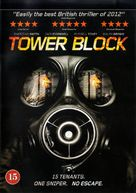 Tower Block - Danish DVD cover (xs thumbnail)