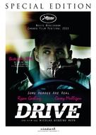 Drive - Dutch DVD movie cover (xs thumbnail)