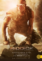 Riddick - Hungarian Movie Poster (xs thumbnail)