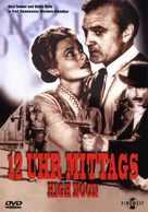 High Noon - German DVD cover (xs thumbnail)