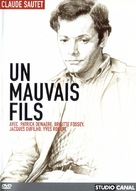 Un mauvais fils - French Movie Cover (xs thumbnail)