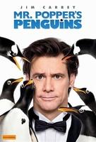 Mr. Popper's Penguins - Australian Movie Poster (xs thumbnail)