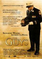 The Guys - German poster (xs thumbnail)