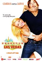 What Happens in Vegas - Polish Movie Poster (xs thumbnail)