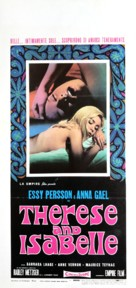 Therese and Isabelle - Italian Movie Poster (xs thumbnail)