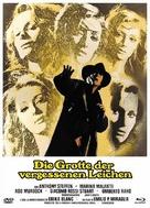 La notte che Evelyn uscì dalla tomba - German Blu-Ray cover (xs thumbnail)