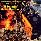 Where Eagles Dare - Spanish Movie Cover (xs thumbnail)