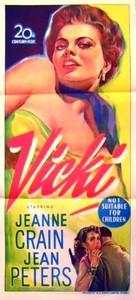 Vicki - Australian Movie Poster (xs thumbnail)