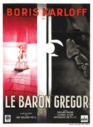 The Black Room - French Movie Poster (xs thumbnail)