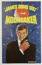 Moonraker - Movie Poster (xs thumbnail)