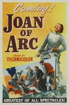 Joan of Arc - Advance movie poster (xs thumbnail)