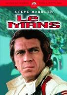 Le Mans - DVD cover (xs thumbnail)