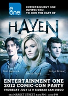 """""""Haven"""" - Canadian Movie Poster (xs thumbnail)"""