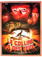 The Hills Have Eyes - French Movie Poster (xs thumbnail)