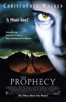The Prophecy - Video release poster (xs thumbnail)