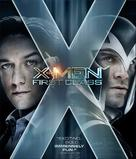 X-Men: First Class - Blu-Ray cover (xs thumbnail)