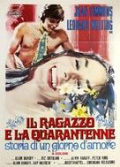 Say Hello to Yesterday - Italian Movie Poster (xs thumbnail)