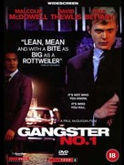Gangster No. 1 - British DVD cover (xs thumbnail)