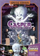 Casper: A Spirited Beginning - DVD cover (xs thumbnail)
