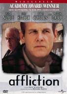 Affliction - DVD movie cover (xs thumbnail)