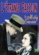 The Strange Love of Molly Louvain - French Movie Cover (xs thumbnail)
