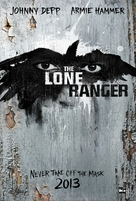 The Lone Ranger - Movie Poster (xs thumbnail)