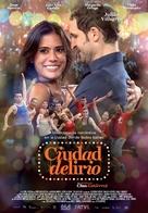 Ciudad Delirio - Colombian Movie Poster (xs thumbnail)