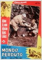 The Lost World - Italian poster (xs thumbnail)