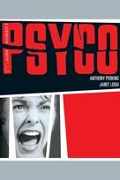 Psycho - DVD movie cover (xs thumbnail)