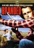 Branded - DVD cover (xs thumbnail)