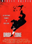 Drop Zone - French Movie Poster (xs thumbnail)