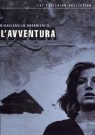 L'avventura - DVD cover (xs thumbnail)