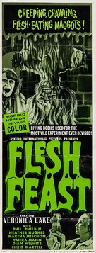 Flesh Feast - Movie Poster (xs thumbnail)