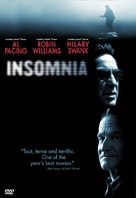 Insomnia - DVD cover (xs thumbnail)