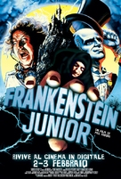 Young Frankenstein - Italian Movie Poster (xs thumbnail)
