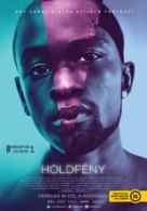 Moonlight - Hungarian Movie Poster (xs thumbnail)