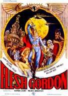 Flesh Gordon - Belgian Movie Poster (xs thumbnail)