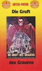 Grave of the Vampire - German VHS cover (xs thumbnail)