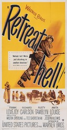 Retreat, Hell! - Movie Poster (xs thumbnail)