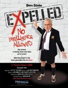 Expelled: No Intelligence Allowed - Movie Poster (xs thumbnail)