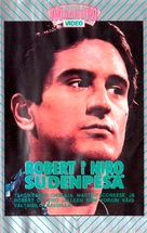 Mean Streets - Finnish VHS movie cover (xs thumbnail)
